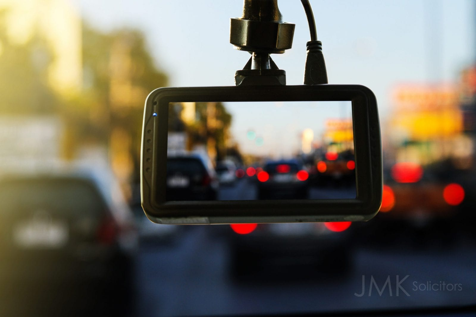 DASH CAMS & THE LAW