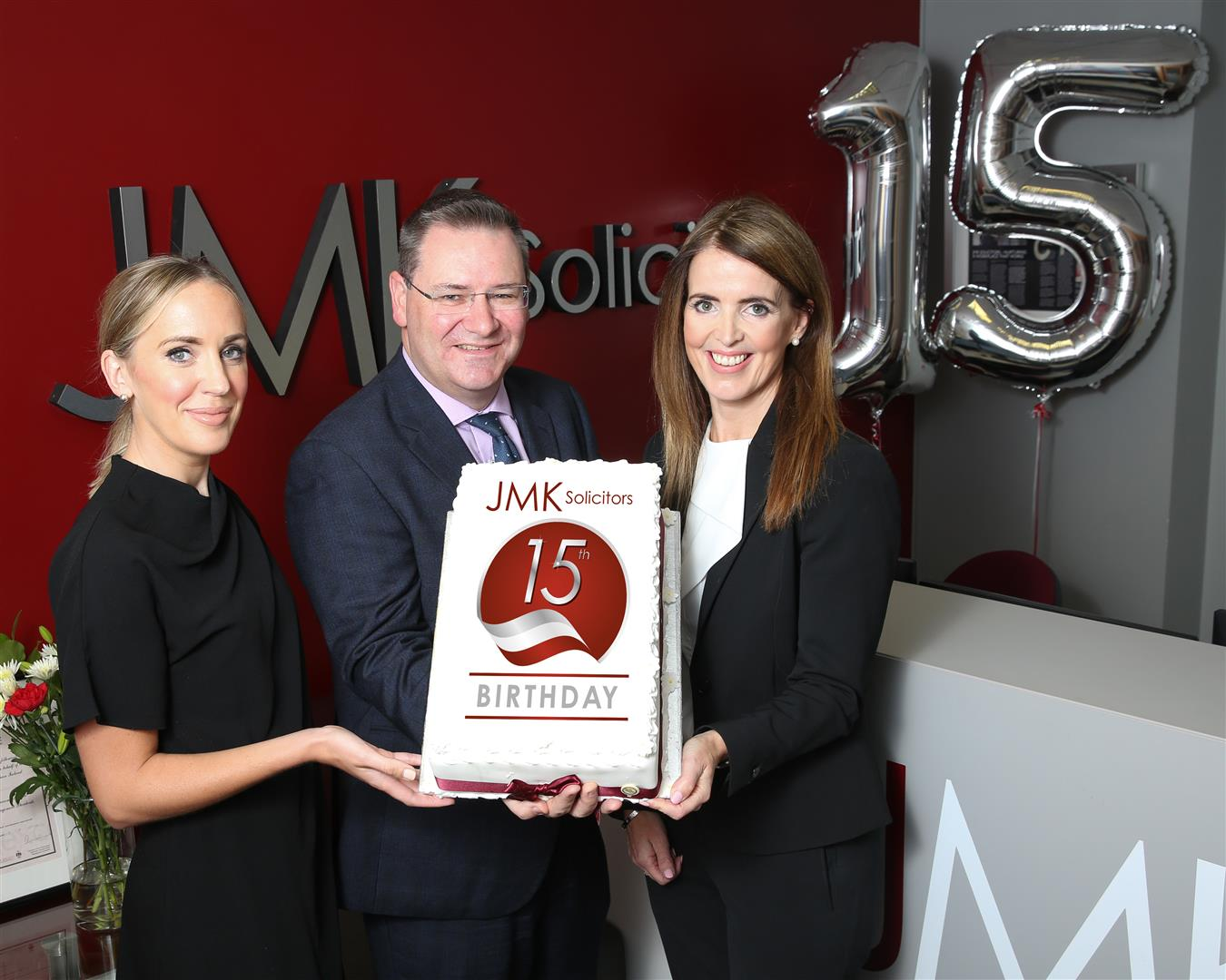 MK Solicitors 15th Birthday picture
