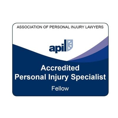 JMK Solicitors Number 1 Personal Injury Specialists Belfast and Newry -APIL Personal Injury Specialist Fellow