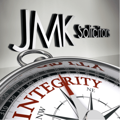 JMK Solicitors Personal Injury Belfast and Newry - Integrity