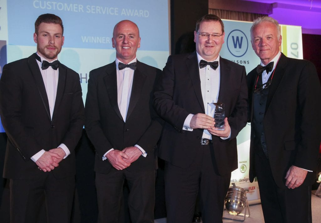 NI Fleet awards