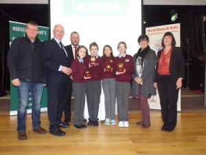 Co Down Schools qualify for ni road safety quiz
