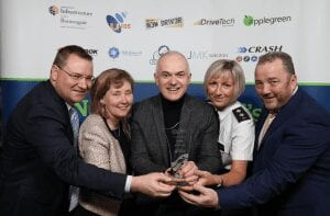 NI road safety awards 2018 launch