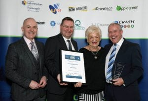 NI Road safety awards