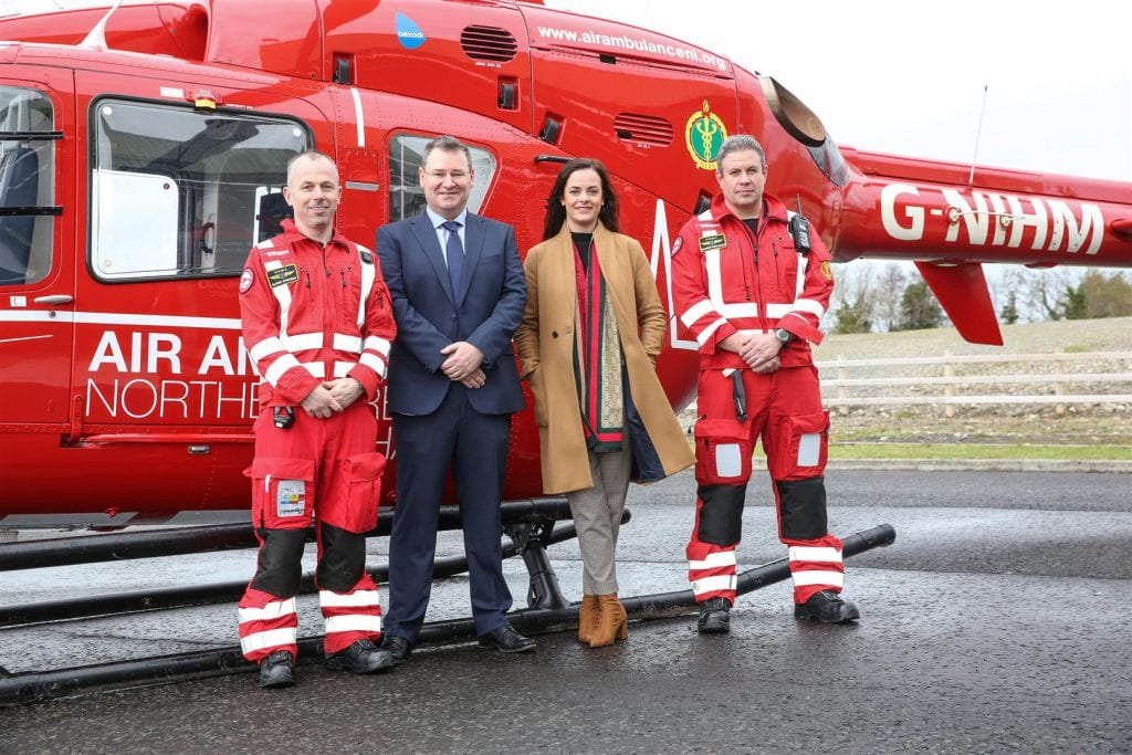 CRASH Services charity air ambulance
