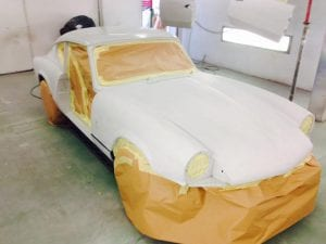 Alan Croskery Accident Repairs Car Respray