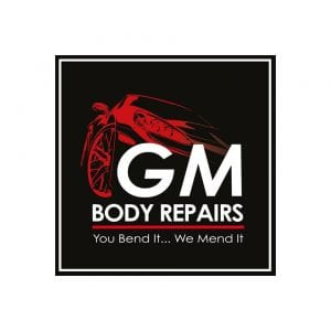 GM Body Repairs logo