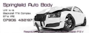 springfield autobody shop repair after accidents
