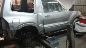 Woodside Body Repair After Accident