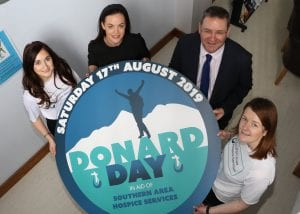 LAUNCH OF DONARD DAY FOR SOUTHERN AREA HOSPICE SATURDAY 17TH AUGUST