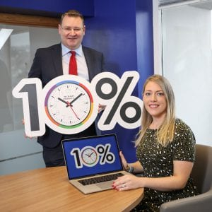 10% Hours Promo improves work-life balance