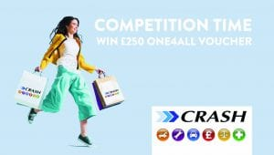 WIN ONE4ALL vouchers with CRASH Services