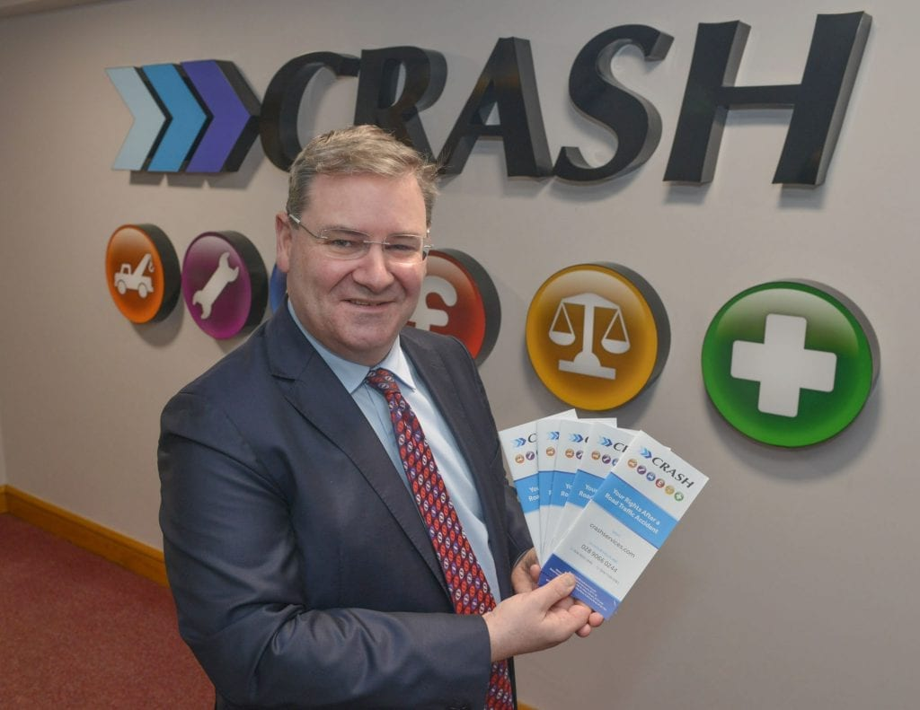 Jonathan McKeown CRASH Services - New accident advice guides
