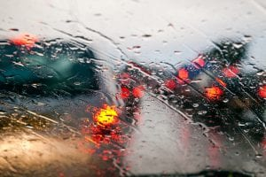 How to drive safely in heavy rain - CRASH Services