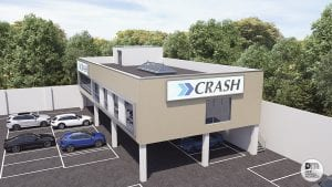 Stockmans Lane CRASH Services building plans