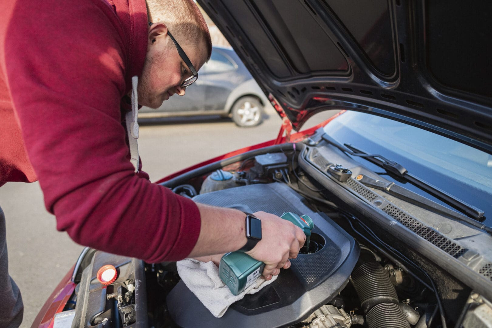6 steps to keep you r car in good condition