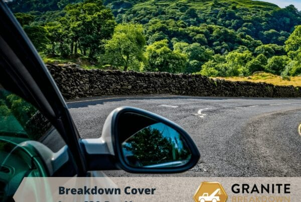 Best Breakdown Cover - Granite Breakdown